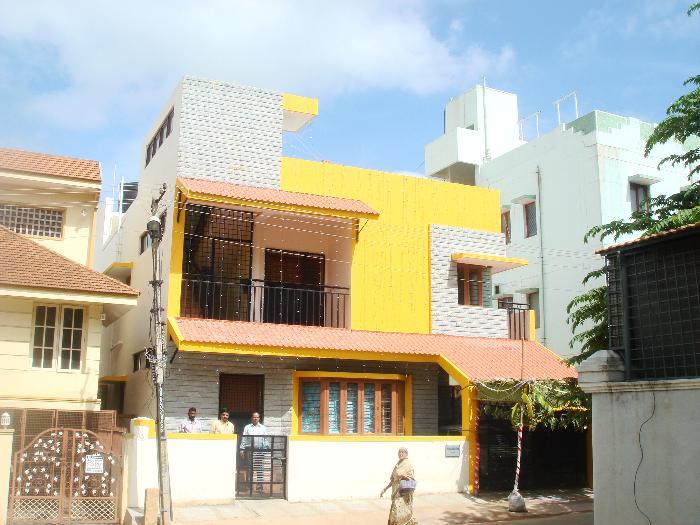 Mr.AJAY SRINIDHI RESIDENCE AT GIRINAGAR